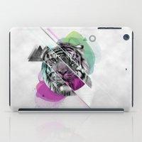 Le tigre iPad Case