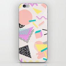 Colorful Chaos iPhone & iPod Skin