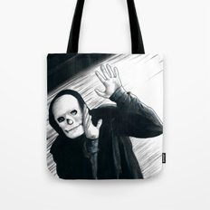 A Stupid Mask Is Not Going To Make You Invincible, Dude Tote Bag