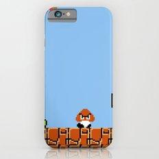 Minion's Last Rites: Mario's Goomba iPhone 6s Slim Case