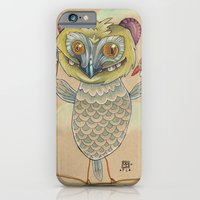 GINGERBREAD BIRD iPhone 6 Slim Case