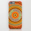Mandala Aztec Pattern 5 iPhone & iPod Case