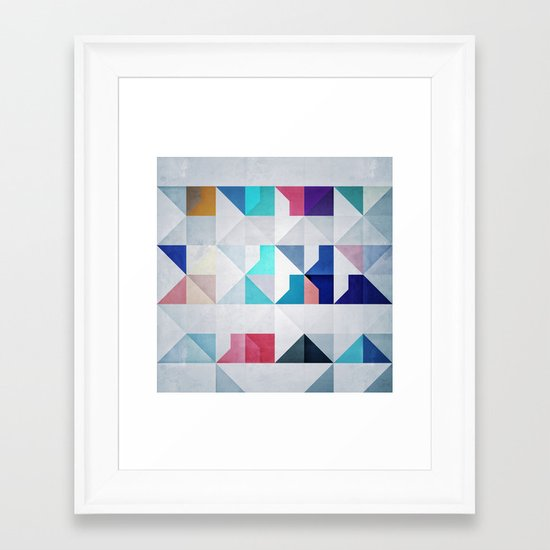 Whyyt2 Framed Art Print