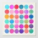 colorplay 7 Canvas Print