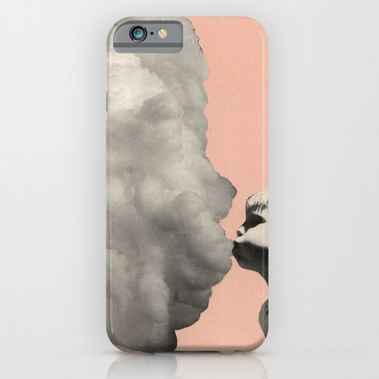 Exhalation iPhone & iPod Case