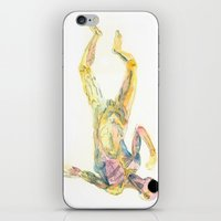 Cuerpo 02 iPhone & iPod Skin