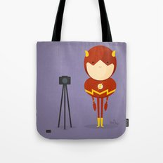 My camera hero! Tote Bag