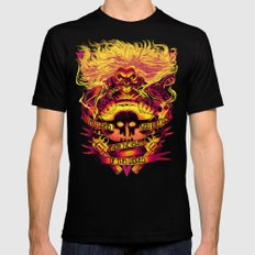 IMMORTAN JOE: THE ASHES OF THIS WORLD SMALL Mens Fitted Tee Black