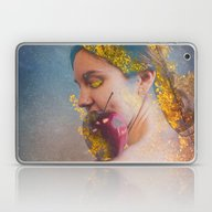 She Was The Apple Of His… Laptop & iPad Skin