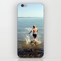Into the drink iPhone & iPod Skin