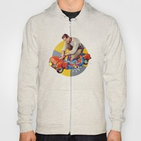 Mr Fixit | Collage Hoody