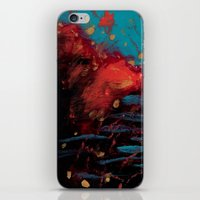 Coral Reef iPhone & iPod Skin