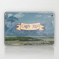 CARPE YOLO Laptop & iPad Skin