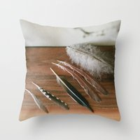 Home #2 Throw Pillow