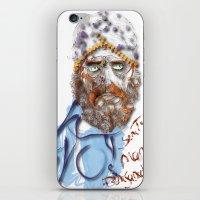 Mustafa' iPhone & iPod Skin