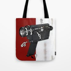 Bad Robot - Super8 Tote Bag