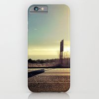iPhone & iPod Case featuring Driving to San Diego. by John Martino