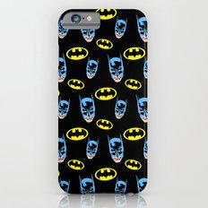 Bat Pattern Slim Case iPhone 6s
