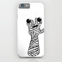 iPhone & iPod Case featuring Mummy's hand by Ruben Alexander