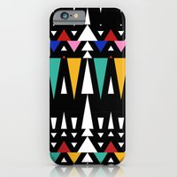 iPhone & iPod Case featuring Tribal Fun 2 by Pencil Me In ™