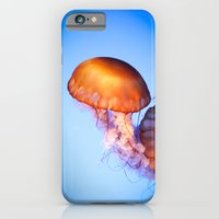 Large Jellyfish iPhone 6 Slim Case