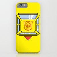 Transformers - Bumblebee iPhone 6 Slim Case