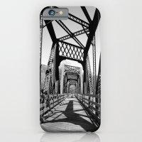 iPhone & iPod Case featuring Bridge by Danielle Podeszek