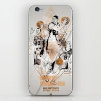 SPURS Tribute - Parker G… iPhone & iPod Skin