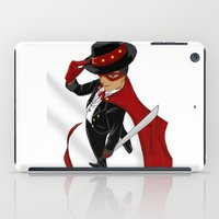 Tuxedo Mask X Andres Bon… iPad Case