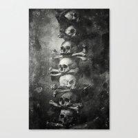 Once Were Warriors II. Canvas Print