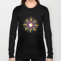 Half Circle Stars Long Sleeve T-shirt