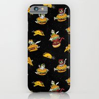 I Can Haz Cheeseburger Spaceships? iPhone 6 Slim Case