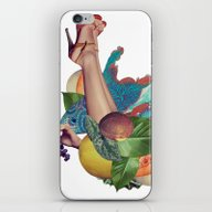 Candela Collage iPhone & iPod Skin