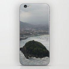 san sebastian, spain iPhone & iPod Skin