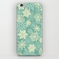 Snowflakes #1 iPhone & iPod Skin
