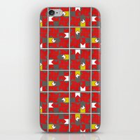Going Under iPhone & iPod Skin