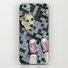 Let's play: Dog iPhone & iPod Skin