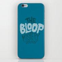 Bloop iPhone & iPod Skin