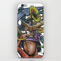 Crazy 4 Music - Mr.Klevra iPhone & iPod Skin