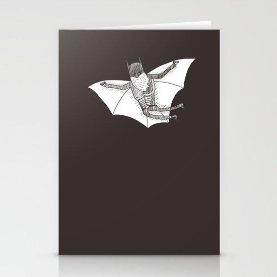 Batbeard Stationery Card