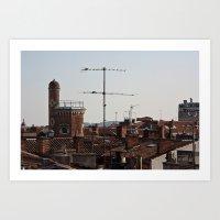 Toulouse I Art Print