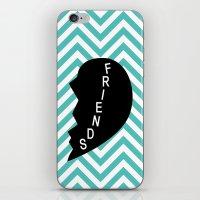 Friends iPhone & iPod Skin