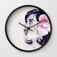 What's A Girl To Do Wall Clock