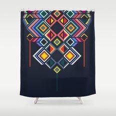 TINDA 3 Shower Curtain
