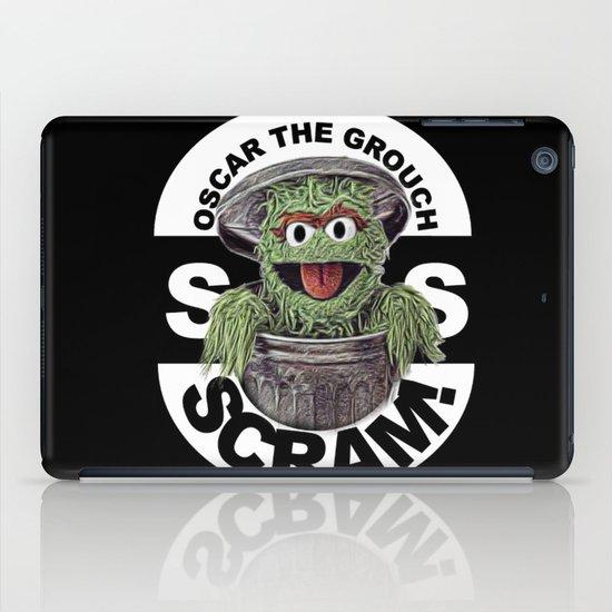 Scram! iPad Case