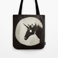 The Unicorn Moon Tote Bag