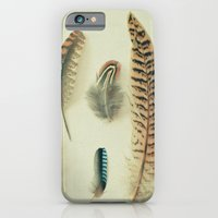 The Feather Collection iPhone 6 Slim Case