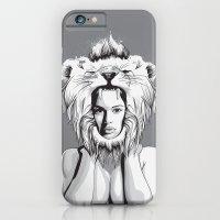 Lioness iPhone 6 Slim Case