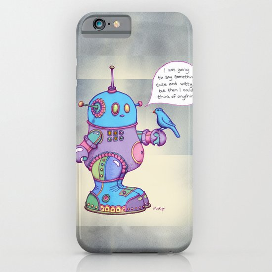 I was going to say something cute and witty... iPhone & iPod Case
