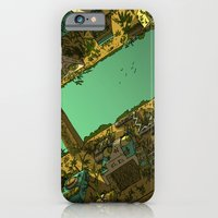 Jungle Ruins iPhone 6 Slim Case